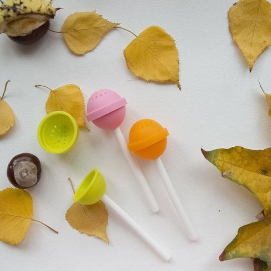 Заварник для чая Lollipop силиконовый