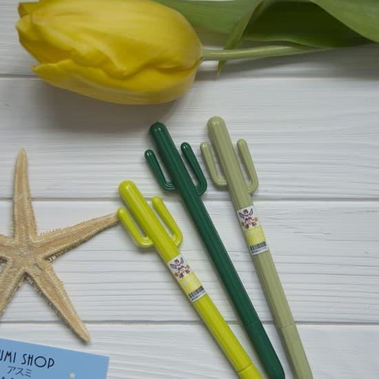 Ручка Кактус (Cactus) гелевая