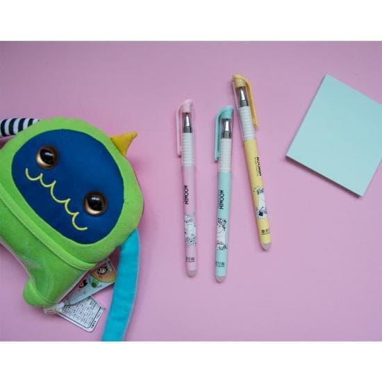 Гелевая ручка с ластиком Moomin
