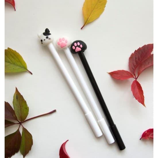 Красивые гелевые ручки Cats and Paws