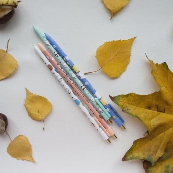Механические карандаши Kawaii