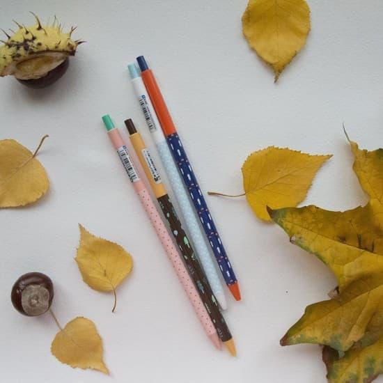 Милые шариковые ручки Laconic