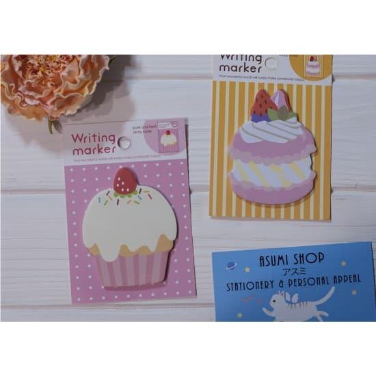 Стикеры для заметок Writing Marker Sweets