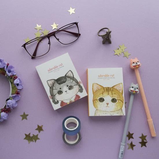 Мини словарик Adorable Cat