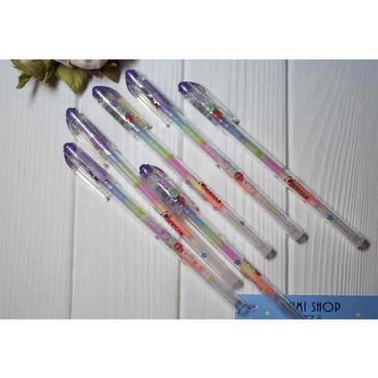Гелевые разноцветные ручки Rainbow