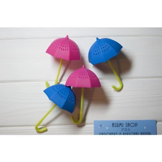 Заварник для чая силиконовый Umbrella