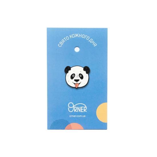 "Милые значки на одежду ""Панда"""
