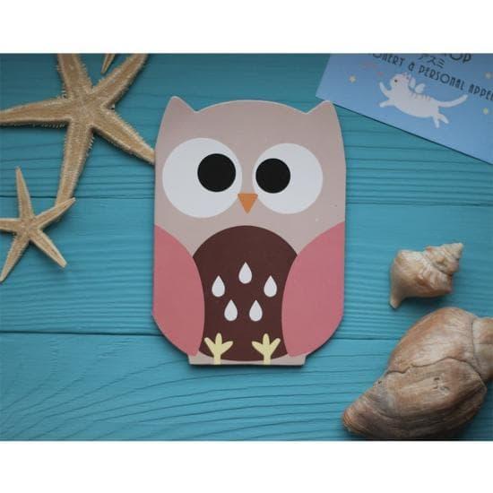 Красивый блокнот Сова (Owl)