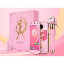 Meitu совместно с Sailor Moon Team выпустила модель смартфона