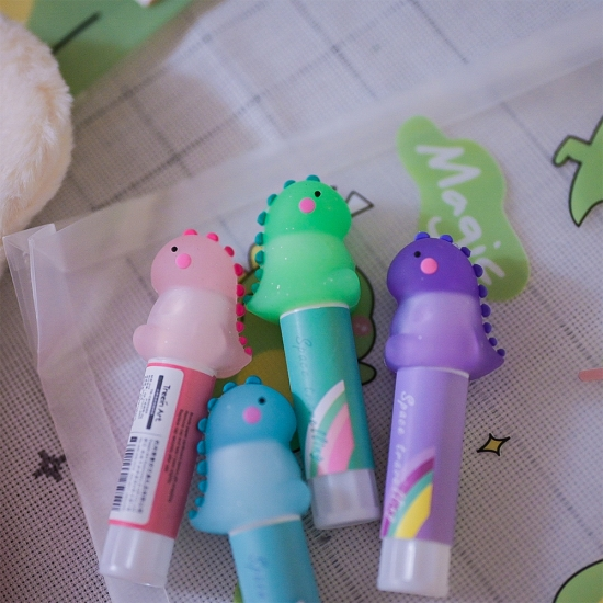 Клей карандаш Динозавр