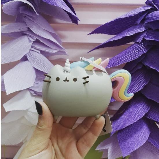 Игрушка Pusheen the Unicorn, керамика