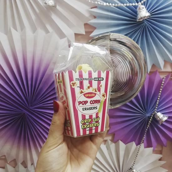 "Ластик ""Popcorn"" 1 корн"