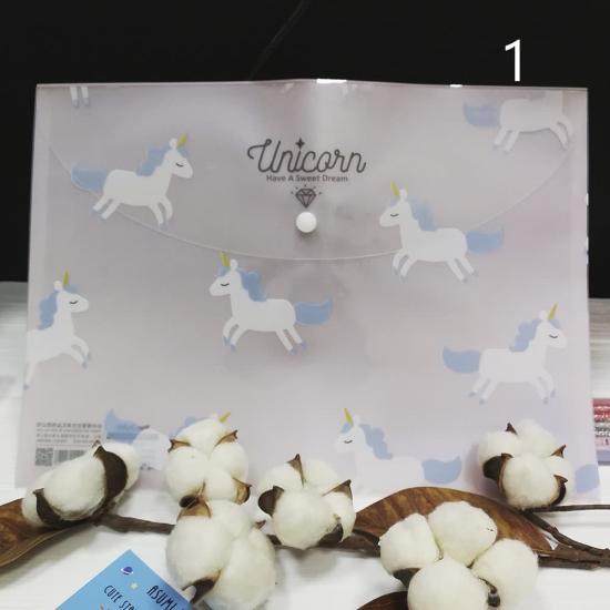 Папка для файлов/документов Unicorn