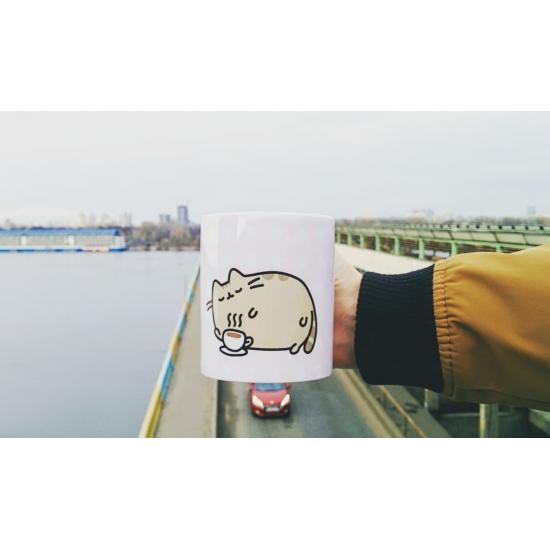 Чашка Pusheen the Cat