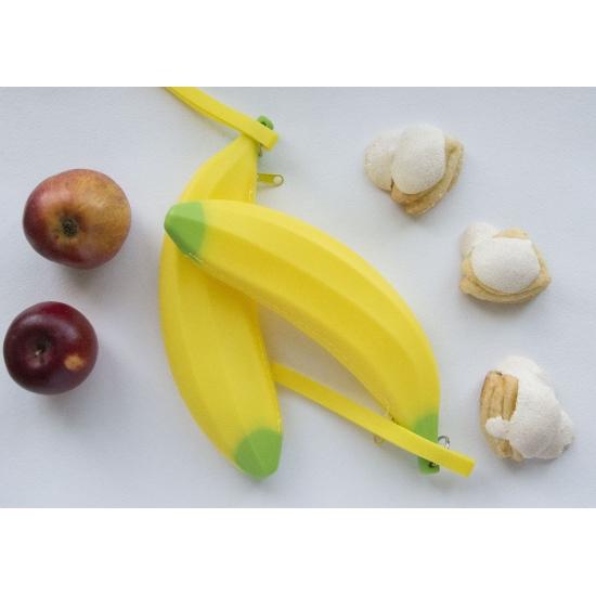 Пенал Банан силиконовый