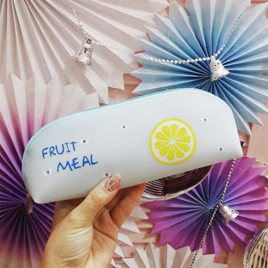 """Силиконовый пенал """"Fruit Meal"""""""