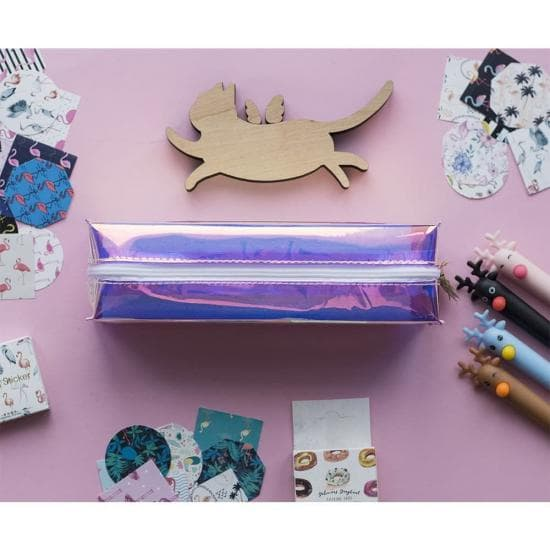 Пенал для ручек и карандашей Holographic