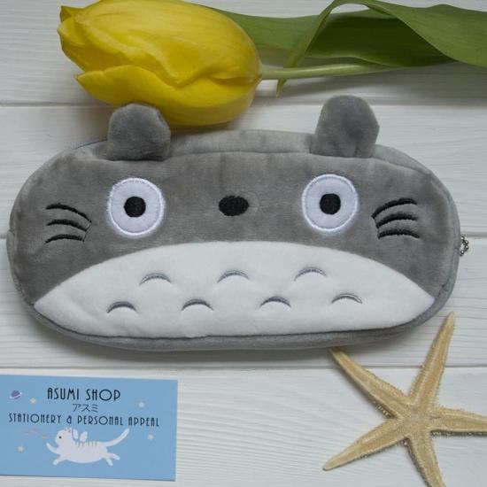 Пенал Totoro плюшевый