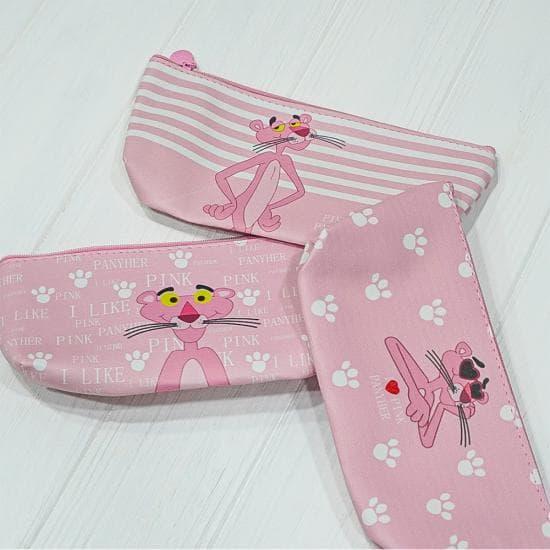 """Пенал школьный """"Pink Panther"""""""