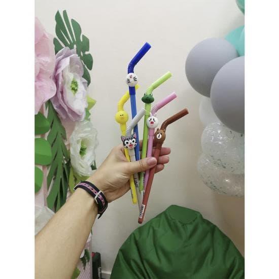 "Гелевая ручка ""Straw Line"""