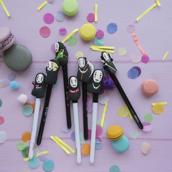 Гелевые ручки Безликий (Kaonashi)