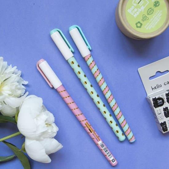 Гелевые ручки Elegance