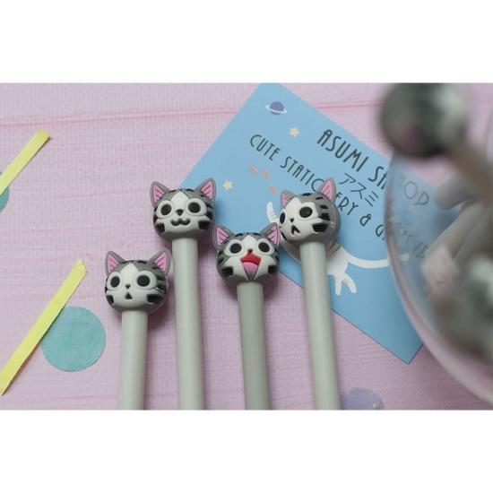 Гелевая ручка Котик Chi
