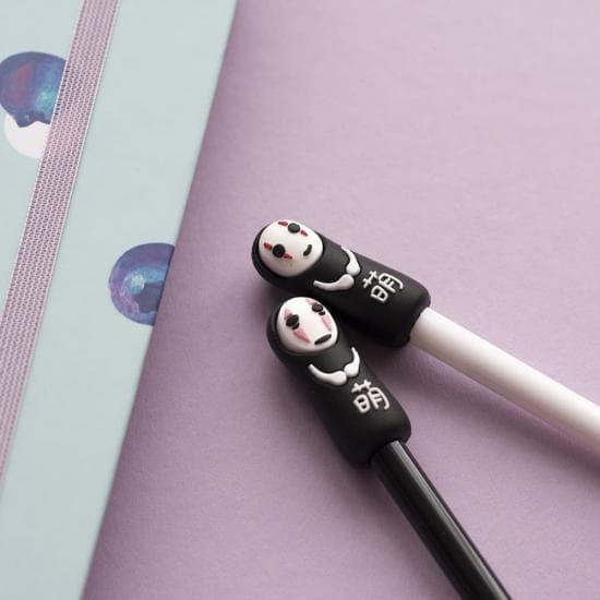 Ручки гелевые 0.5 мм Безликий (Kaonashi) v2