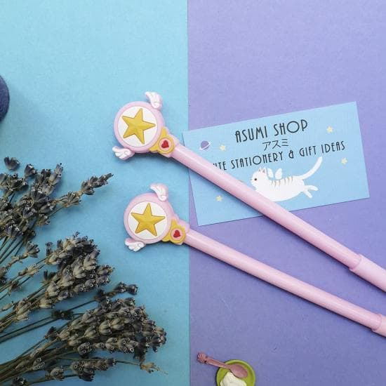 Cardcaptor Sakura ручка жезл
