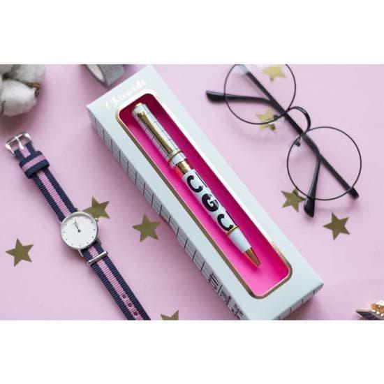 Подарочная ручка шариковая CITY GIRL CHIC