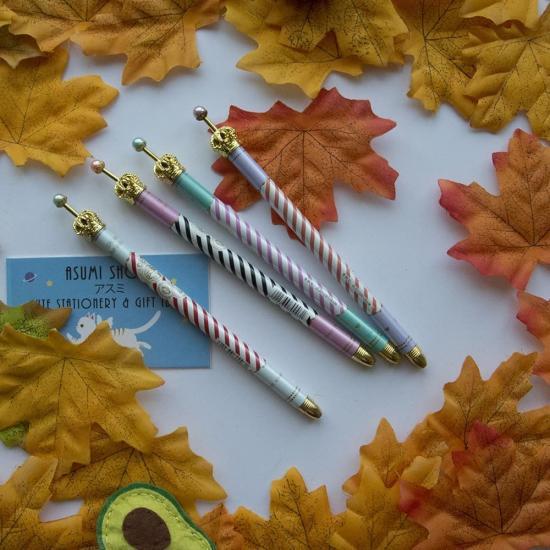 Ручки Crown, гелевые