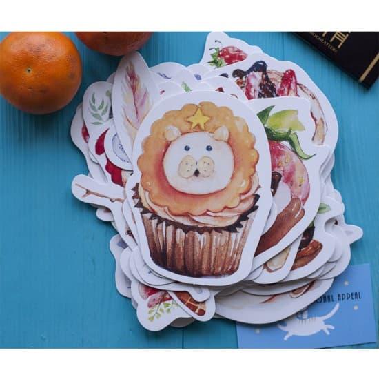 Поздравительные открытки Cake Time