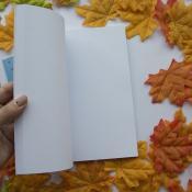 Блокноты с чистыми листами (18)