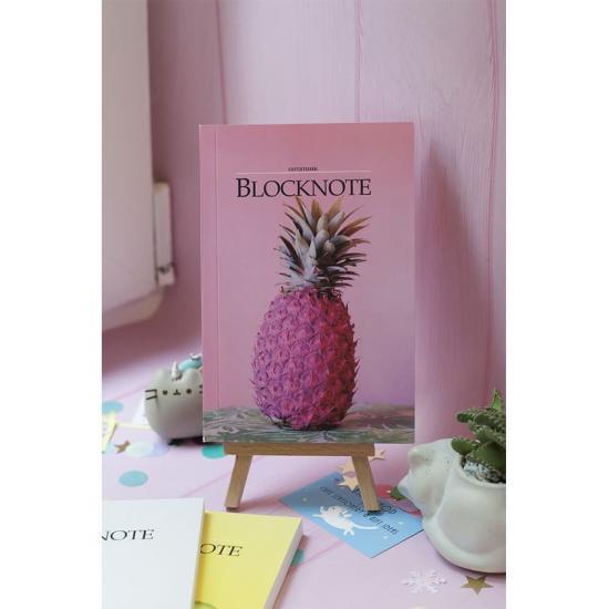 Блокнот с чистыми листами Pineapple