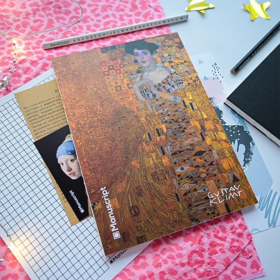 Скетчбук Manuscript Klimt 1907-1908