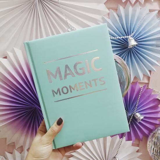 "Планер ""Magic Moments"", на украинском языке"