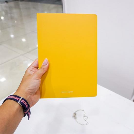 Тетрадь Yellow, в клетку