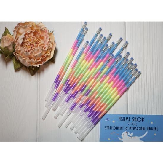 Стержни для гелевой ручки Rainbow