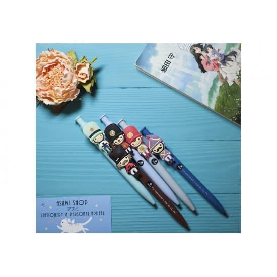 Милые шариковые ручки British Style