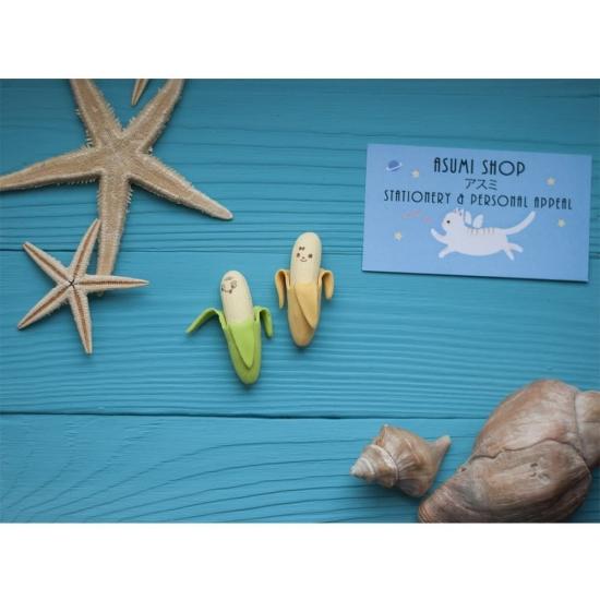 Ластики Бананы