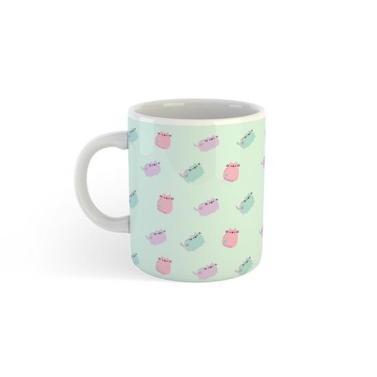"Чашка ""Pusheen Pattern"""
