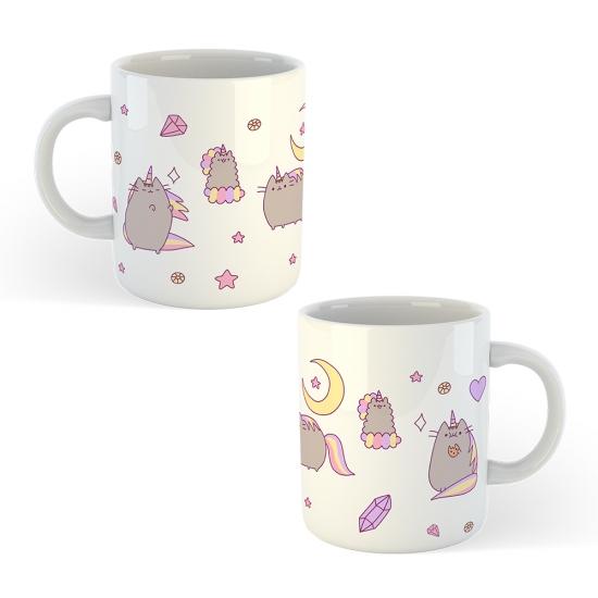 "Чашка ""Pusheen Unicorn"""
