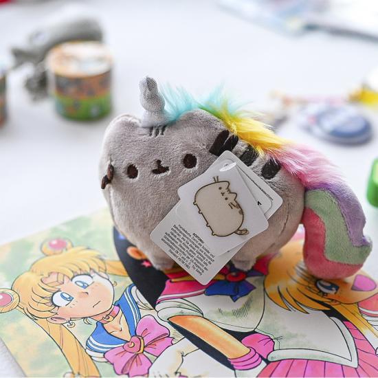 Игрушка-брелок Pusheen the Unicorn