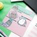 Магнитные закладки для книг Pusheen (3шт)