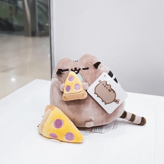 ПРЕДЗАКАЗ Игрушка Pusheen Mini Pizza + брелок