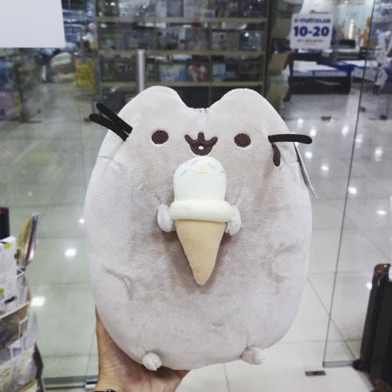 """Игрушка """"Pusheen Ice Cream Cone"""" 25 см"""