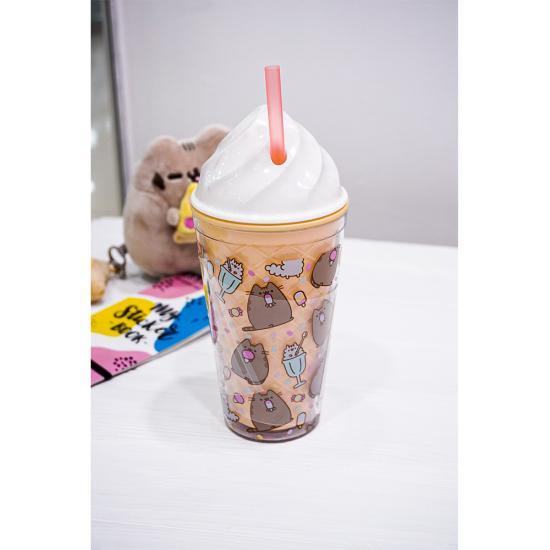 Тамблер для напитков Pusheen Ice Cream 475 мл