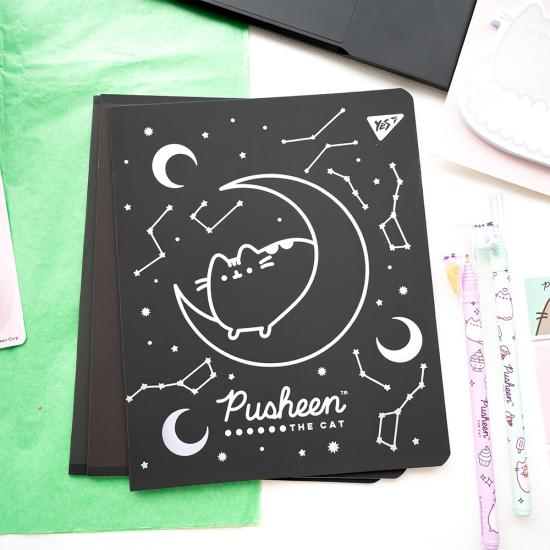 Тетрадь Pusheen Fabulous
