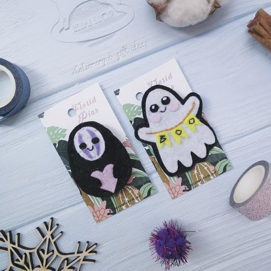 Значки Ghost, Florid Pins