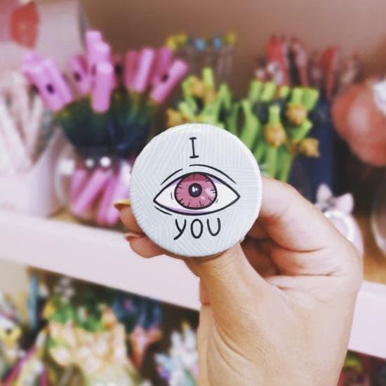 "Значок ""The Eye"""